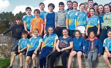 Great start to swimming season for Tipperary Tiger Sharks