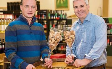 Wine tasting event in aid of South Tipperary Hospice