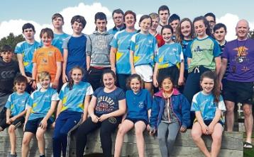 A great start to the new season for Tipperary Tiger Sharks