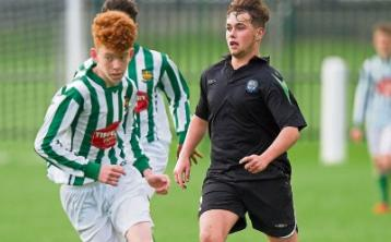 St. Michael's hit indisciplined Clonmel Celtic for eight!