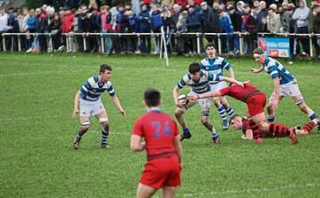 Rockwell College put in big finish to beat St Munchins in Schools Senior Cup