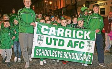 Carrick-on-Suir's St Patrick's Day Parade to end with firework's display