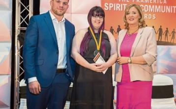 Carrick-on-Suir student receives national Spirt of Community award