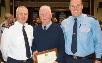 Tipperary gardai honour volunteers for their community excellence