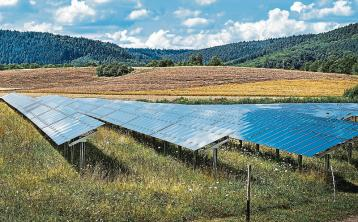 ICOS sees a ray of sunshine for farmers investing in solar