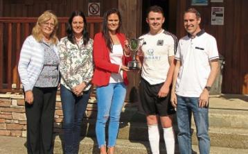 Cahir Park AFC remembers the late Pat Kinsella