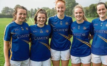 One change on Tipperary ladies football team for All Ireland final