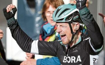 Carrick on Suir cyclist take top European race podium