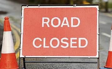 Tipperary roads are closed following flooding