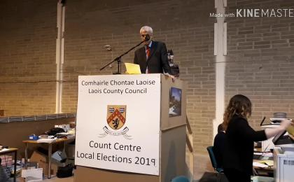 The confirmed list of candidates in this years Local Elections