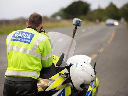 Garda National Traffic Bureau/ RSA Easter Bank - tonyshirley.co.uk