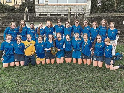Cahir school triumph in highly exciting Munster camogie final
