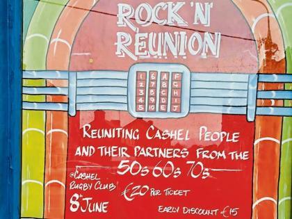 St Patricks Day @ Waxys ~ Band Rock of Cashel | Meetup