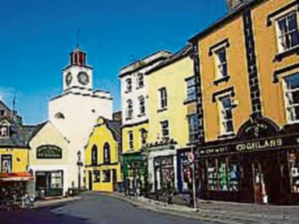 Towns and Cities Near Carrick-on-suir (Tipperary) - Within 30