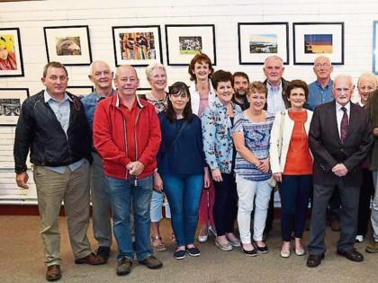 Clonmel Camera Club exhibits in Italian town for St. Patricks