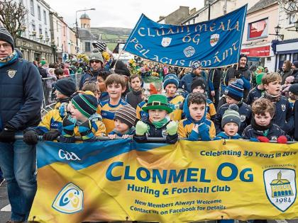Tipperary parades mark St  Patrick's Day in style