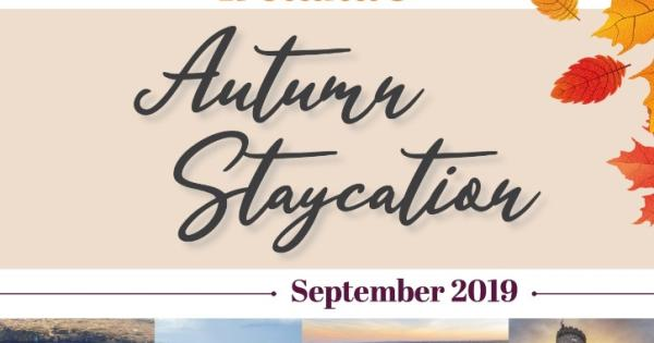 Get away this autumn with our glossy magazine bursting with