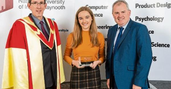Tipperary student wins entrance scholarship to Maynooth University - TipperaryLive.ie