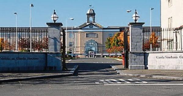Secret €125k slush fund in Templemore Garda College ...