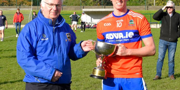 Thomas Vaughan stars as Skeheenarinky finish strongly to capture South Tipp hurling title
