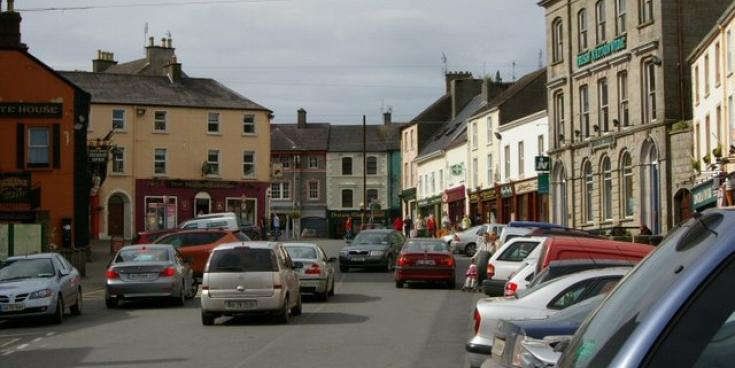 Around town in Roscrea