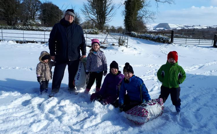 PICTURE GALLERY: The 'big freeze' of 2018 hits Tipperary