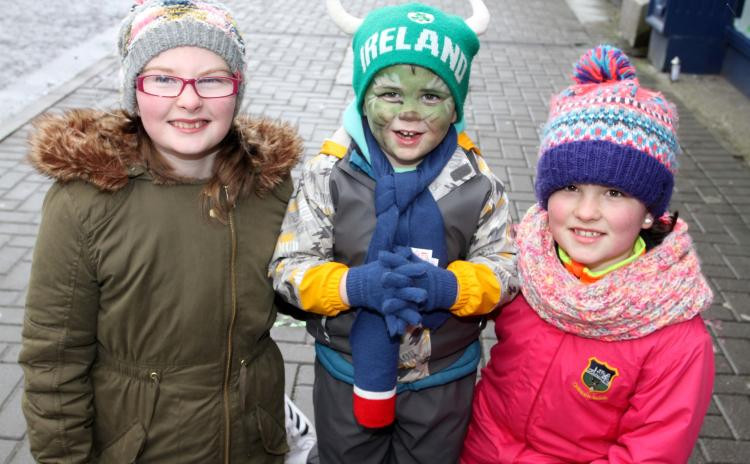WATCH: Crowds line out for parades across the Premier County