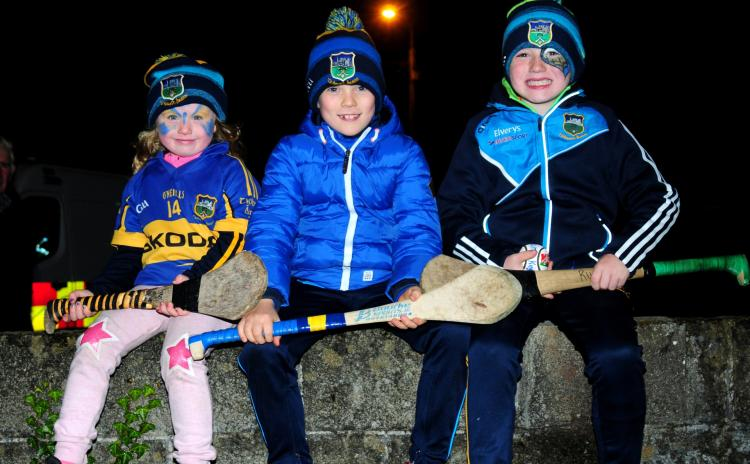 PICTURE GALLERY:  Borrisoleigh unites for Amanda Stapleton in a thrilling game between GAA legends