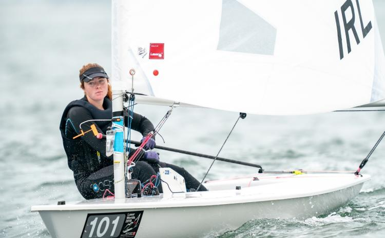 Breaking: Tipperary sailor makes Gold Fleet in  world championships