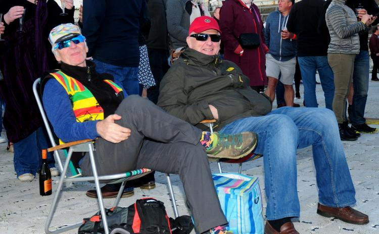 PICTURE GALLERY: Sunshine, music and a trip down memory lane at FEILE 19