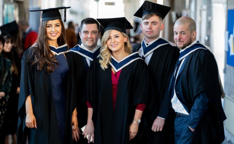 PICTURE GALLERY: LIT Thurles graduation 2019