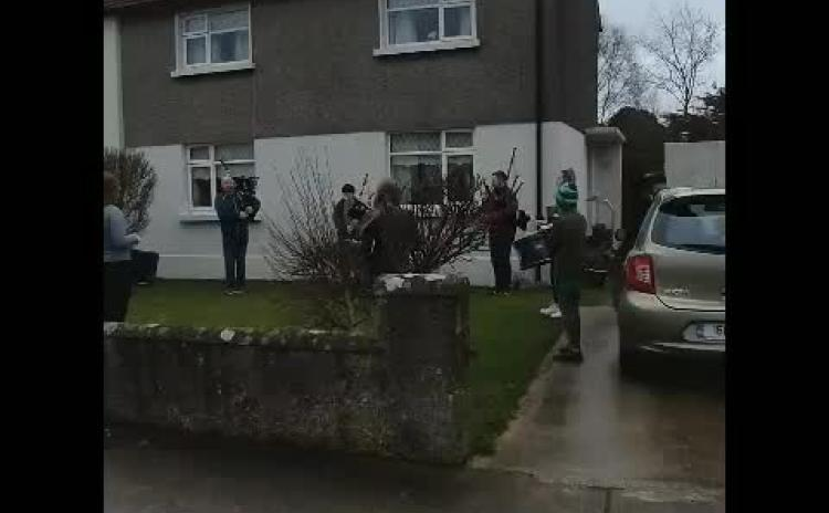 WATCH:  Thomas McDonagh Pipe Band continue 50 year St Patrick's Day tradition in Templemore
