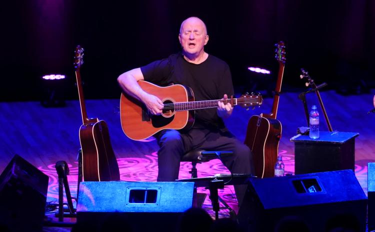 WATCH: Christy Moore says music of legendary Tipperary group the Clancy Brothers  'changed his life'