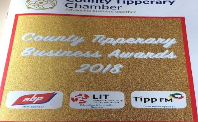 WATCH: Tipperary Business Awards honour 'Queen' of Irish fashion Louise Kennedy