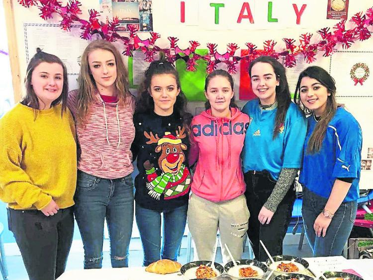 Intercultural experience at Templemore College