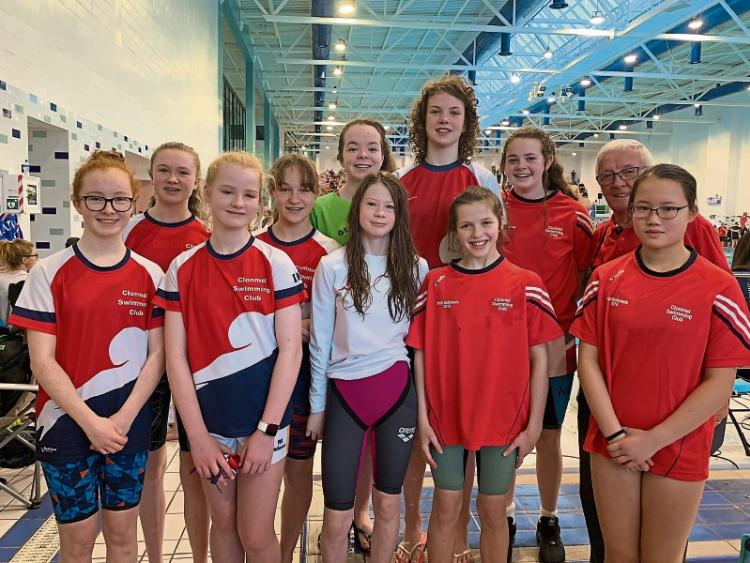 68e3d9a526 Clonmel Swimming Club do well at Gerry Ryan gala in Limerick