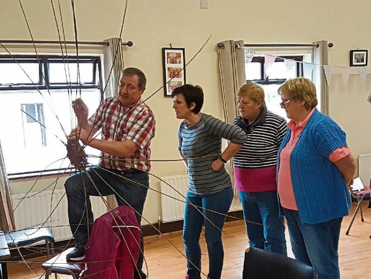 Traditional Basket Making : Heritage week basket making expo in ormonde castle the