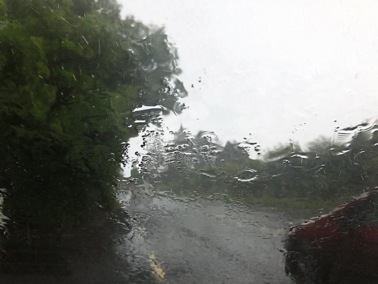 Weather warning issued as tail end of hurricane hits Ireland