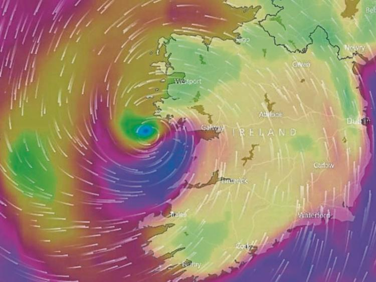 Hurricane Ophelia claims the life of a second person