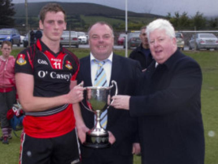 Ballyporeen come from nine points down to claim title ...