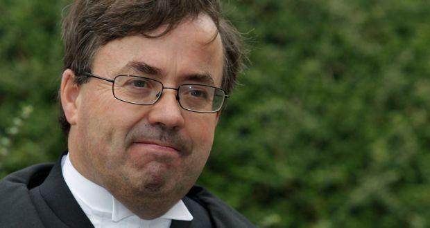 Judge Gerard Hogan
