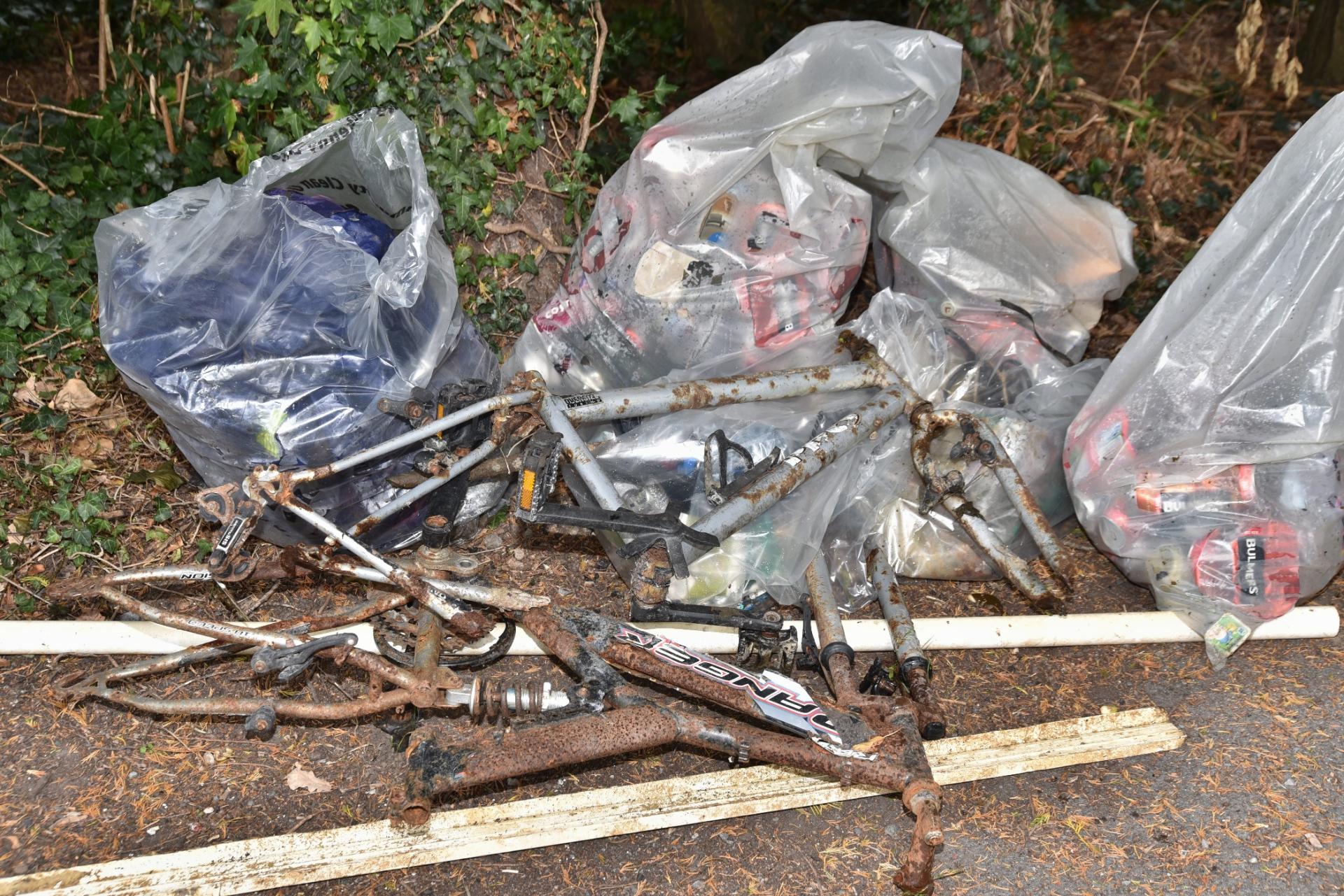 Graignamanagh river clean up