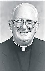 Monsignor Frank pattison RIP