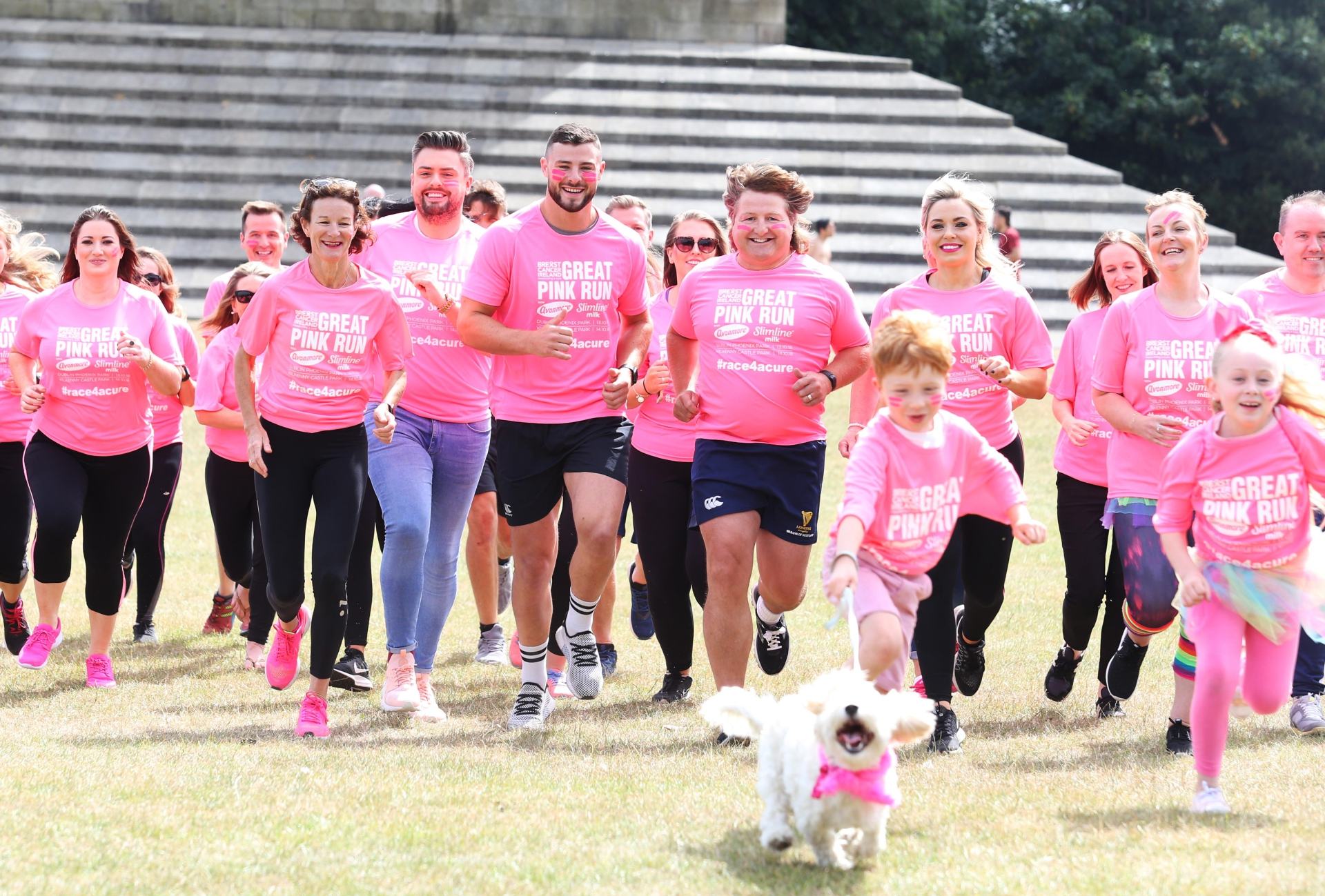 Great Pink Run Kilkenny 2018