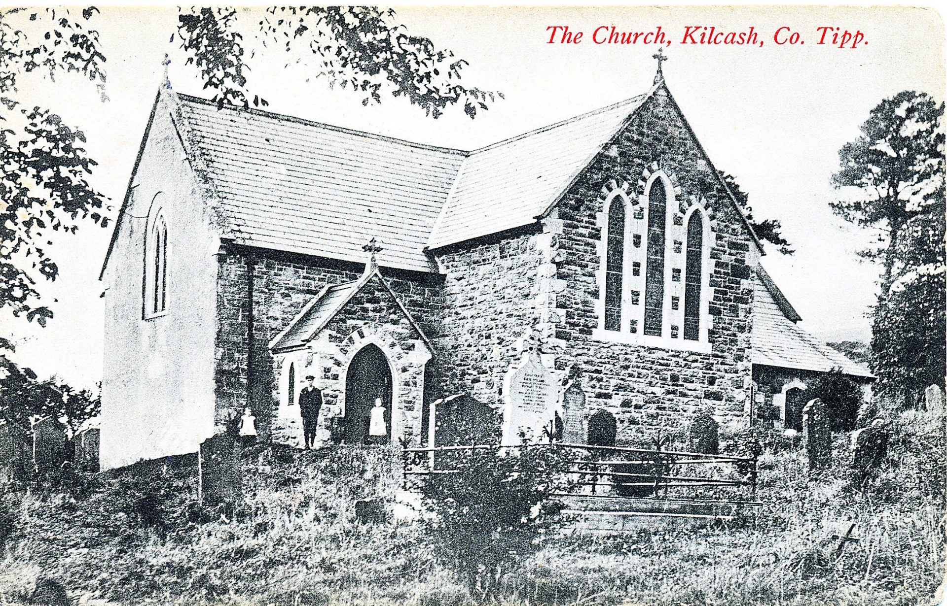 Kilcash church