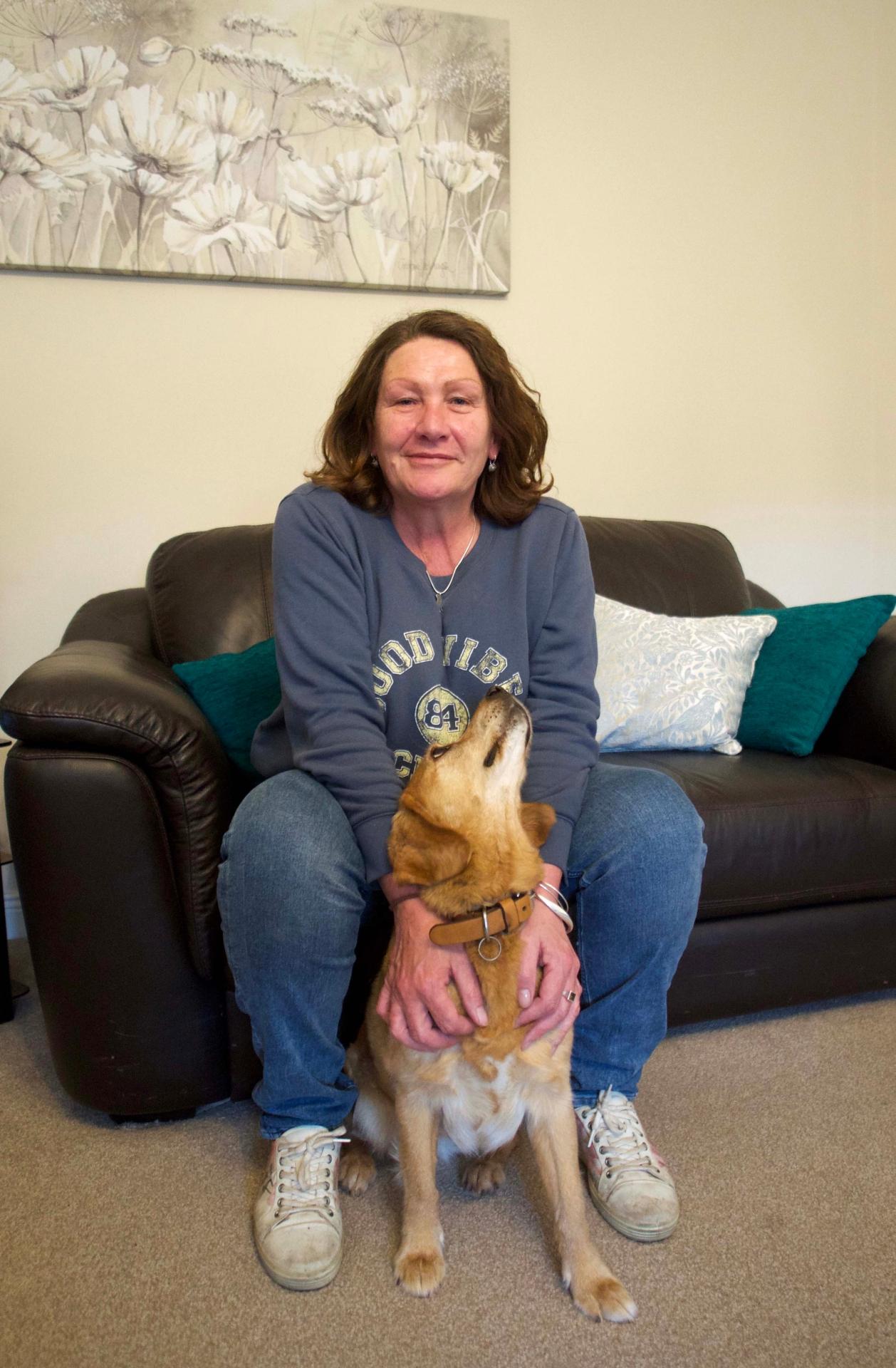Family carer Jane Jones from Castle Park, Carrick-on-Suir